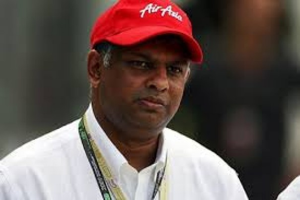 Tony Fernandes, CEO Air Asia. (internet)